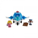 Deals List: Little People Travel Together Airplane with Pilot Kurt & Emma Figure