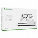 Deals List: XBOX One S 1TB Bundle with 2 Controllers + 3-Month Game Pass