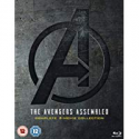 Deals List: Avengers: 1-4 Complete Blu-ray Boxset