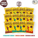 Deals List: HIPPEAS Organic Chickpea Puffs + Variety Pack | 1.5 ounce, 12 count | Vegan, Gluten-Free, Crunchy, Protein Snacks