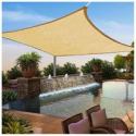 Deals List: YescomUSA 16x16-ft Square Sun Shade Top Cover Outdoor Canopy