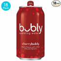 Deals List: bubly Sparkling Water, Cherry, 12 Fluid Ounces cans (18 Pack)