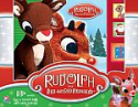 Deals List:  Rudolph the Red-Nosed Reindeer: Book Box and Plush