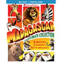 Deals List: Madagascar: The Ultimate Collection Blu-ray + Digital
