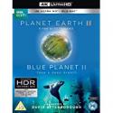 Deals List: Planet Earth II & Blue Planet II 4K UHD + Blu-ray