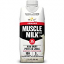 Deals List: Muscle Milk Genuine Protein Shake, Vanilla Crème, 25g Protein, 11 FL OZ, 12 Count