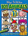 Deals List: How to Draw 101 Animals Paperback