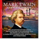 Deals List: Mark Twain. The Complete Novels Audible Audiobook