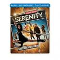 Deals List: Serenity Limited Edition Blu-Ray + Digital