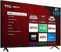 Deals List: TCL 55S425 55 inch 4K Smart LED Roku TV (2019)