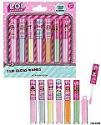 Deals List: L.O.L SURPRISE 7 Flavored Lip Gloss Wands, pink