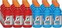 Deals List: Gatorade Thirst Quencher, Fruit Punch and Cool Blue Variety Pack, 12 Ounce (Pack of 24)