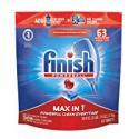 Deals List: 3 Finish Max in 1 63ct Dishwasher Detergent