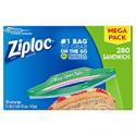 Deals List: 840-Count Ziploc Sandwich Bags