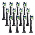 Deals List: 12-Pk DeBizz Replacement Toothbrush Heads Compatible w/Sonicare