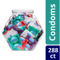 Deals List: 2-Pack Durex Condom Fish Bowl Natural Latex Condoms (144-Ct)