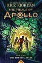 Deals List: The Trials of Apollo, Book Three: The Burning Maze [eBook]