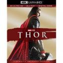 Deals List: THOR 4K UHD Digital + Blu-ray