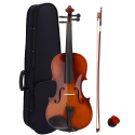 Deals List: Acoustic Violin 4/4 Full Size with Case and Bow Rosin Natural