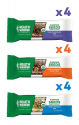 Deals List: Pure Protein Bars, High Protein, Nutritious Snacks to Support Energy, Low Sugar, Gluten Free, Variety Pack, 1.76oz, 18 Pack