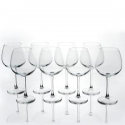 Deals List: 8-Pack Pasabahce Enoteca 19.3 fl. oz. Red Wine Glass