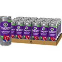 Deals List: V8 +Energy, Healthy Energy Drink, Natural Energy from Tea, Pomegranate Blueberry, 8 Ounce Can (Pack of 24)
