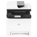 Deals List: Ricoh M C250FWB Digital Color Multifunction Laser Printer - Print, Copy, Scan, Fax (30,000 Duty Cycle, Accepts Toner Up To 2300 Prints)
