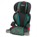 Deals List: Graco TurboBooster High Back Booster Car Seat, Mosaic Green