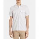 Deals List: Calvin Klein Mens Boyscout Classic-Fit Utility Shirt