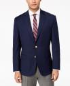 Deals List:  Lauren Ralph Lauren Men's Classic-Fit Ultra Tech 10-Pocket Blazer (Navy)