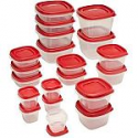 Deals List: Rubbermaid 40-Pc Easy Find Lids With Vents Food Storage Container