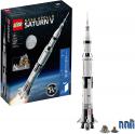 Deals List: LEGO Ideas Nasa Apollo Saturn V 21309 Building Kit (1969 Piece)