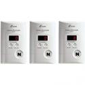 Deals List: 3-PK Kidde KN-COPP-3 Nighthawk Plug-In Carbon Monoxide Alarm