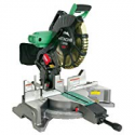 Deals List: Hitachi C12FDH 12-in Dual Bevel Laser Compound Miter Saw Refurb