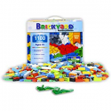 Deals List: 163 Piece STEM Toys Kit, Educational Construction Engineering Building Blocks Learning Set for Ages 3 4 5 6 7 8 9 10 Year Old Boys & Girls by Brickyard, Best Kids Toy, Creative Games & Fun Activity