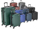 Deals List: AmazonBasics Premium Hardside Spinner Two or Three Piece Luggage Set