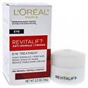 Deals List: L'Oreal Paris Skincare Revitalift Anti-Wrinkle and Firming Eye Cream Treatment with Pro-Retinol Fragrance Free 0.5 oz.