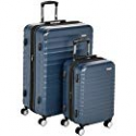"Deals List: 2-piece AmazonBasics Premium Hardside Spinner Luggage Set with Built-In TSA Lock (20"" Carry-on & 28"")"