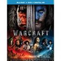 Deals List: Warcraft Blu-ray + DVD + Digital HD