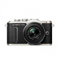 Deals List: Olympus PEN E-PL8 Mirrorless Camera with M.Zuiko Digital ED 14-42mm f/3.5-5.6 II R Lens, Black
