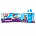 Deals List: CLIF KID ZBAR - Protein Granola Bars- Chocolate Chip - (1.27 Ounce Gluten Free Bars, Kids Snacks, 5 Count)