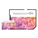 Deals List: Team 64GB Color II microSDXC UHS-I/U3 Class 10 Memory Card