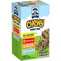 Deals List: Quaker Chewy Granola Bars, 25% Less Sugar Pack, 58 Bars