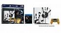 Deals List: Sony Playstation 4 Pro Console Death Stranding Bundle Limited Edition