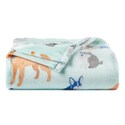 Deals List: 4 x The Big One Supersoft Plush Throw