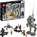 Deals List: LEGO Star Wars Clone Scout Walker – 20th Anniversary Edition 75261 Building Kit, New 2019 (250 Pieces)