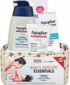 Deals List: Aquaphor Baby Welcome Baby Gift Set - Free WaterWipes and Bag Included - Healing Ointment, Wash and Shampoo, 3 in 1 Diaper Rash Cream
