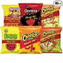 Deals List: Frito-Lay Flamin' Hot Mix Variety Pack, Cheetos Cheese Snacks, Funyuns and More, 40 Count