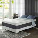 Deals List: Zinus Night Therapy 13.5-in Adaptive Memory Foam King Mattress