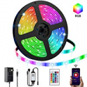 Deals List: Lpeng 5m RGB Rope 16.4ft 5050 SMD Color Changing Lights